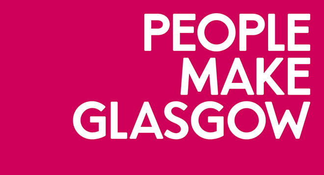 PEOPLE MAKE GLASGOW brand image 2