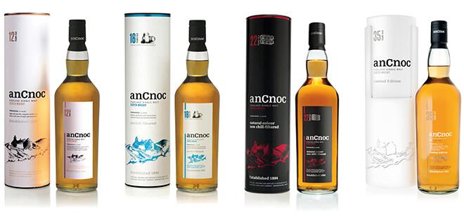 anCnoc whisky