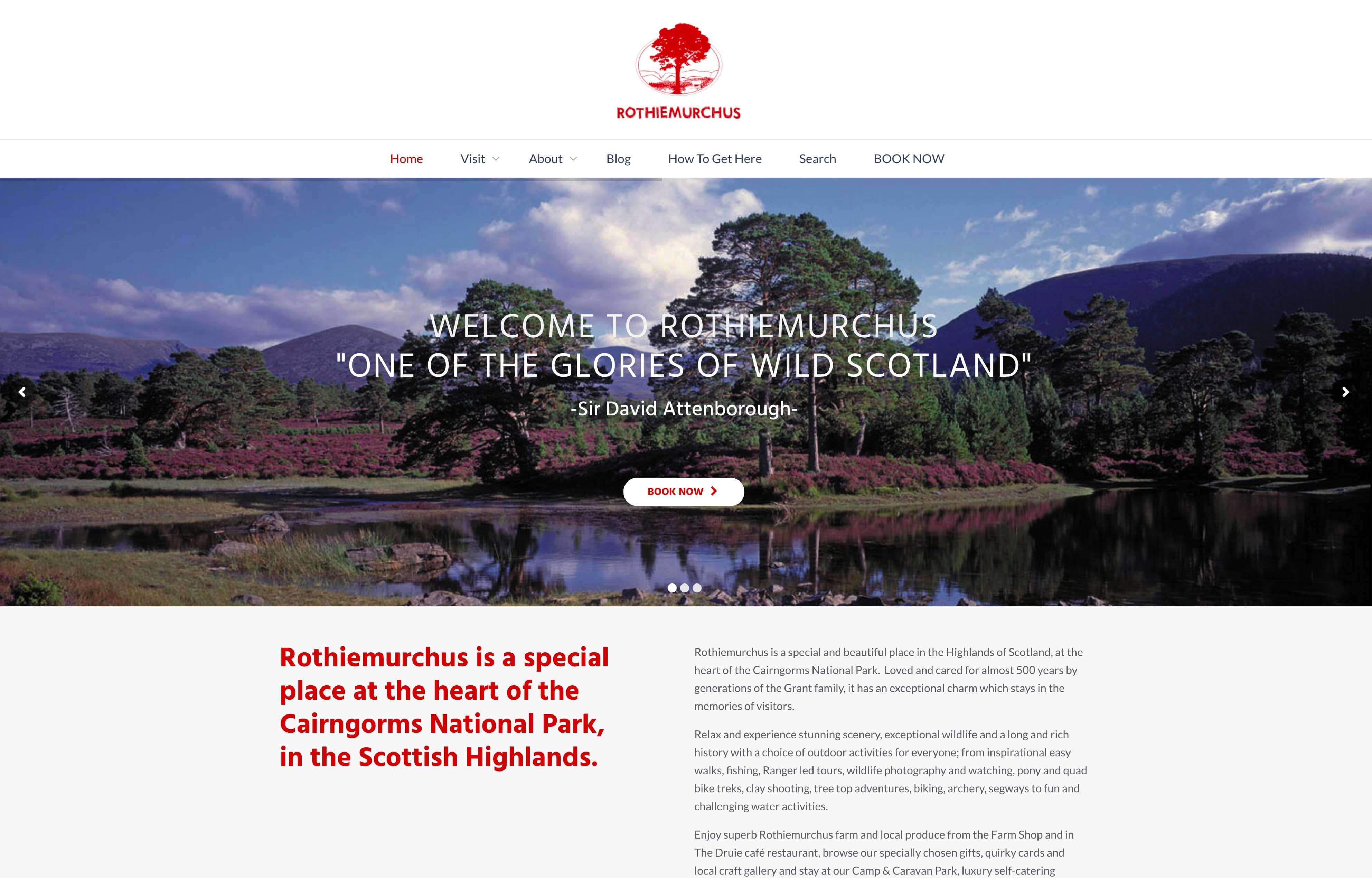 rothiemurchus