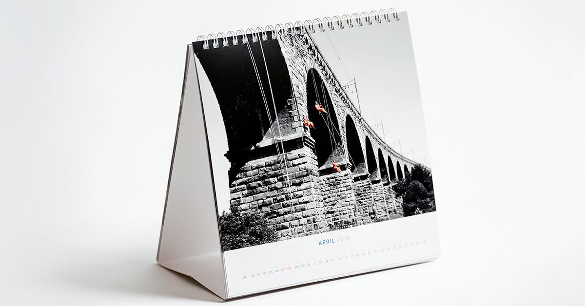 Geckotech Calendar
