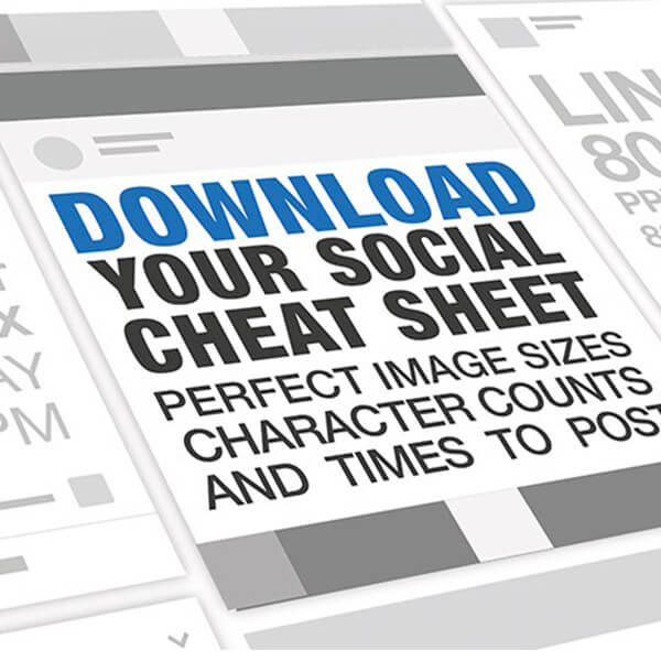 The loft social cheat sheet definitely provides a bit of method to successful posting.